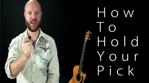 How to Hold Your Pick video thumbnail